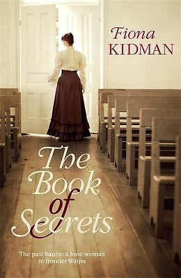 Book of Secrets The by Fiona Kidman - Paperback - NEW - Book