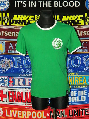 5/5 New York Cosmos adults L retro replica football shirt jersey trikot soccer