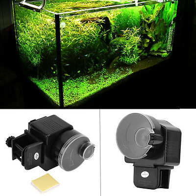 Aquarium Tank, portable Automatic Timer Fish Feeder