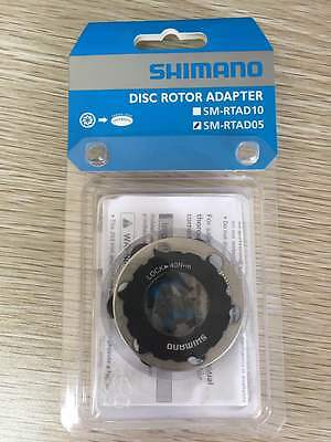 Shimano Disc Brake Rotor Adapter SM-RTAD05 Center Lock Adapter fit to 6-Bolt