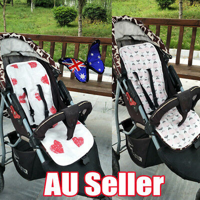 Baby Children Trolley Stroller Pushchair Soft Seat Liner Pad Cushion Mat  BO
