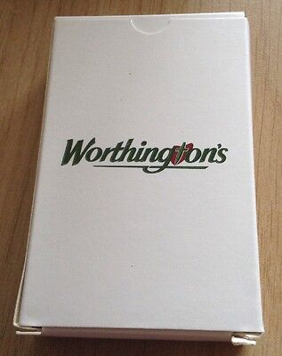 Worthington's Pack Of Playing Cards - New
