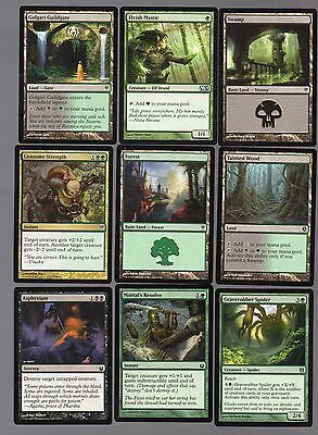 Magic the gathering MTG lot of 18 mixed cards < Free Postage > lot 8