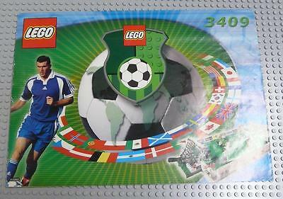 LEGO INSTRUCTIONS MANUAL BOOK ONLY 3409 Championship Challenge  x1PC