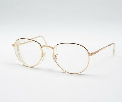 Randolph Engineering USA Brillenfassung 140mm Gold CLASSIC Italy Pilot Frames
