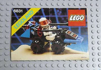 LEGO INSTRUCTIONS MANUAL BOOK ONLY 6831 Space Message Decoder x1PC