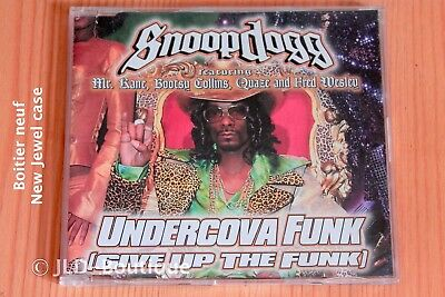 Snoop Dogg – Undercova Funk (Give Up The Funk) - Boitier neuf - CD single promo