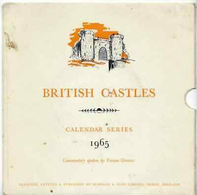 "Vernon Greeves - British Castles - 7"" Single"