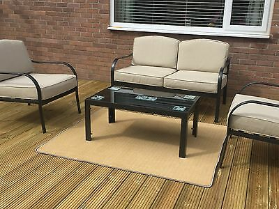 Outdoor Carpet, UV Stable Pvc Backed Carpet for Patios, Decking, Balconies, Boat