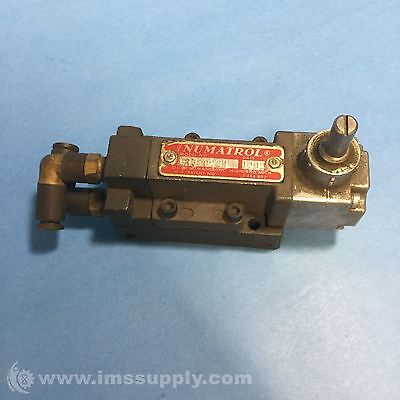 Numatics Lr3-0201 Lr Series Limit Valve Usip