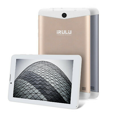 7 Inch 16GB Android 7.0 Tablet PC Quad Core 3G Phone Phablet WIFI Dual SIM GSM