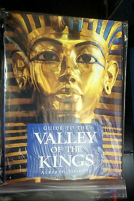 Guide To The Valley Of The Kings Alberto Siliotti 1997 Hardcover Egypt Pyramids