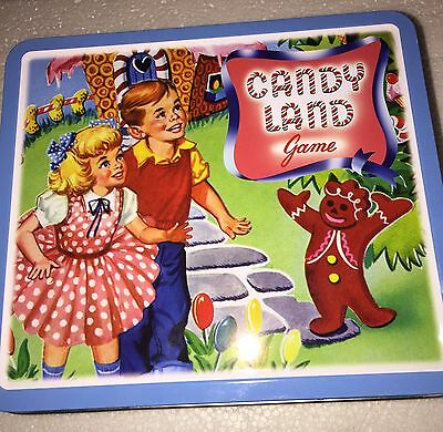 Candy land Metal Lunch Box