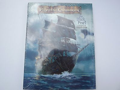Pirates Of the Caribbean The Black Pearl (pop-up pirate ship book)