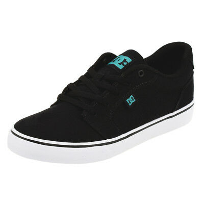 DC Shoes Anvil Tx Black/turquoise in Black