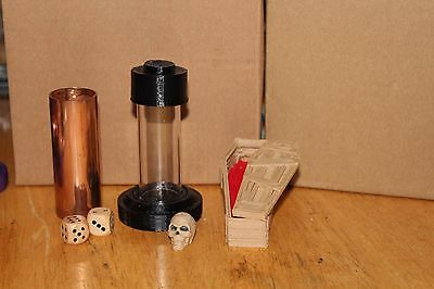 The Alchemist's Skull Magiro Magic Principle Great Halloween Magic Hydro Die