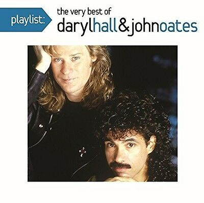Playlist: The Very Best Of Daryl Hall & John Oates - Hall & O (CD Used Like New)