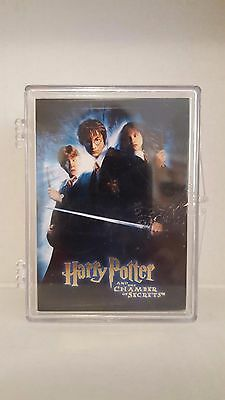 Harry Potter and the Chamber of Secrets Trading Cards (Complete Base Pack of 90)