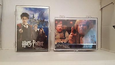 Harry Potter and the Prisoner of Azkaban Trading Cards (Base Collector's of 180)