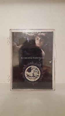 Harry Potter Memorable Moments (Years 1-4 Set of 72 with Coin Cards)