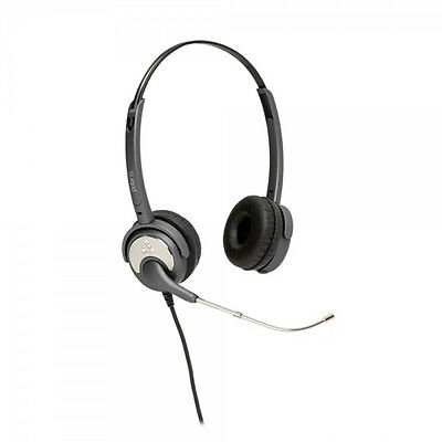 Soundpro SW20 Wideband Binaural Headset Voice Tube