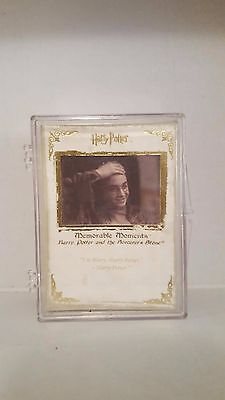 Harry Potter Memorable Moments Trading Cards (Years 1-4 Set of 72)