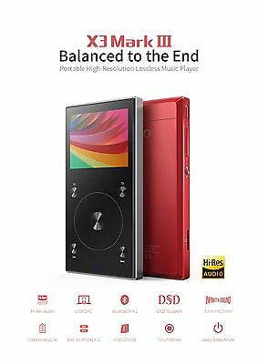 FiiO X3 Mark III Portable Music Player