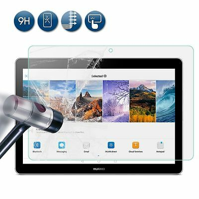 Tempered Glass Screen Protector Protective for Huawei MediaPad T3 7 8 9.7 Tablet