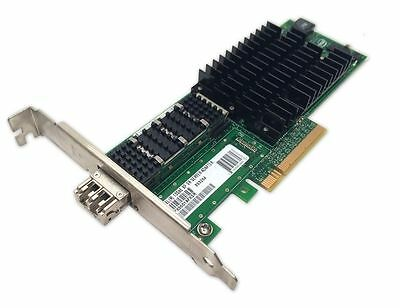 Dell RN219 Single Port 10Gb Fibre Channel PCIe E15729 Card
