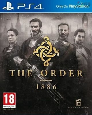 The Order 1886 - Ps4 - Official Uk Release - Free Uk Post