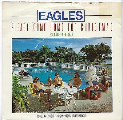 "Eagles - Please Come Home For Christmas - 7"" Single"