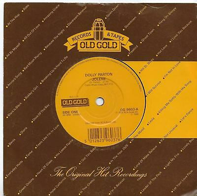 "Dolly Parton - Jolene - 7"" Single"
