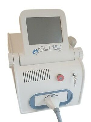 Beautymed One Deluxe BM 210 Q-Switch Nd YAG Laser Gerät mit 2000 mJ Tattoo