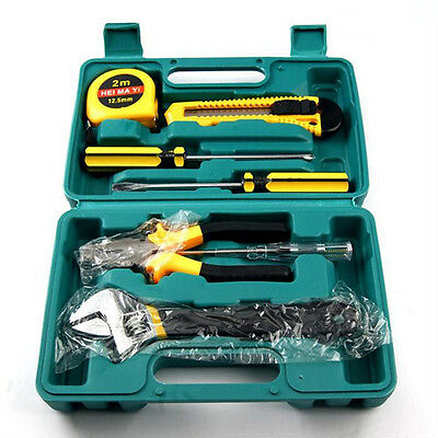Car Repair Kit Automotive Supplies Hand Tool Kit Combination Household 8pcs/set