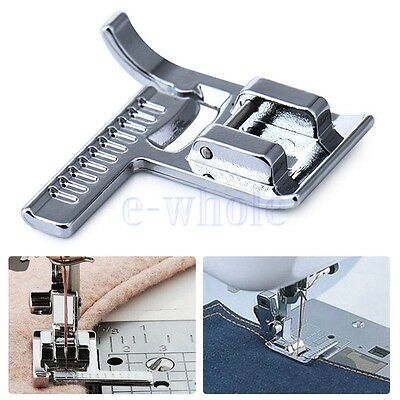 Presser Foot For Brother Singer Janome Domestic Sewing Machine with Ruler New WS