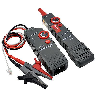 Professional High&Low Voltage Underground Wall Wires Fault Locator Cable Finder