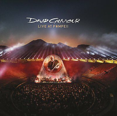 DAVID GILMOUR LIVE AT POMPEII 2CD (New Release 29th September 2017)