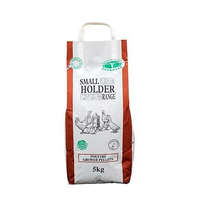 Allen & Page Poultry Growers Pellets - Laying Hens Chicken Food Feed - 5kg Bag