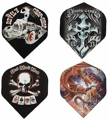 """RUTHLESS ALCHEMY /""""BRING OUT YOUR DEAD/"""" STRONG DART FLIGHTS"""
