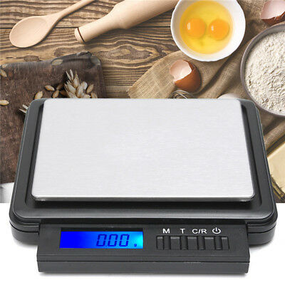 Mini Professional Digital Precision Weight Pocket Lab Kitchen Electronic Scale