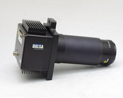 1pc Used Good DALSA P2-22-06K40 6K with Lens