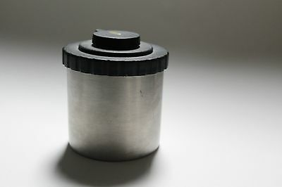 Stainless Steel Film Developing Tank for Processing Two Rolls of 35mm Film