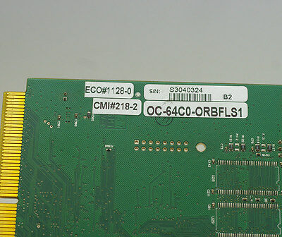 1pc Used Good DALSA X64-CL CO-64C0-ORBFLS1 Camera Link (by EMS or DHL)