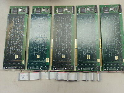 5X VOICE TECHNOLOGIES VB-2009-MI2 VTG VB-200X NT/8400 Nortel PBX ISA 8 PORT