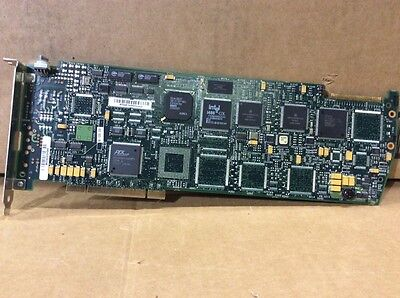 Intel Dialogic PCI D/160JCT 16 Port CTBus Voice Resource Card JCT Media Board