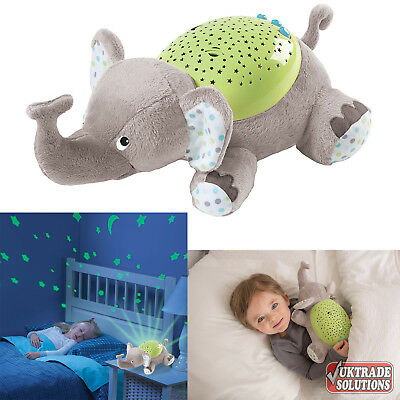 SUMMER INFANT Slumber Buddies Eddie the Elephant