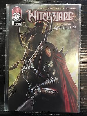 Witchblade #148 NM- 1st Print Free UK P&P Top Cow Comics
