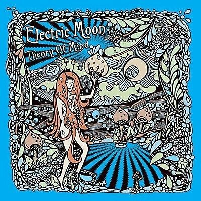 ELECTRIC MOON - Theory Of Mind - 2 LP 2014 Sulatron -  NEW & UNPLYED