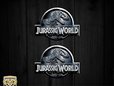 Pegatina Sticker Autocollant Adesivi Aufkleber Decal Jurassic World