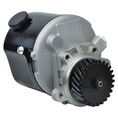 E6NN3K514EA 99M Power Steering Pump Fits Ford Tractor 2000 3000 4000 4600 5000